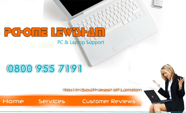 PC & Laptop Repair Lewisham